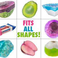 Cover Blubber: The Super Stretchy Reusable Food Savers