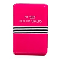 Happy Jackson Lunch Box Healthy Snacks