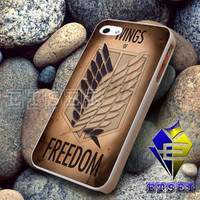 Wings of Freedomn Design For iPhone Case Samsung Galaxy Case Ipad Case Ipod Case