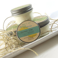 Soy Candle Favors, Twelve (12) Scented Candle Favors | Wedding Candle Favors | 4 ounce Mason Jar Candles