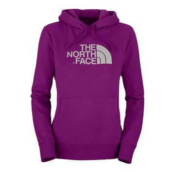The North Face Womens Half Dome Hoodie TNF Black Size Small