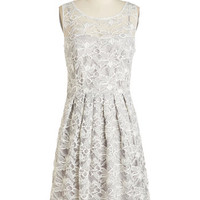 ModCloth Mid-length Sleeveless A-line May I Have This Decadance? Dress