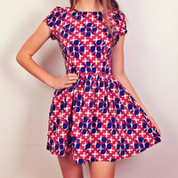 Artsy Paradise Dress