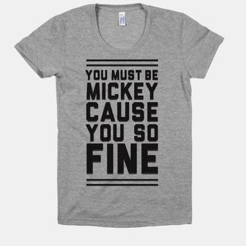 Must Be Mickey | HUMAN
