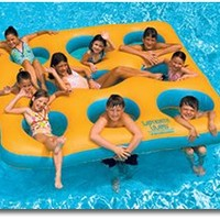 Labyrinth Floating Island for Swimming Pool & Beach