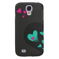 Two halves make one heart Part I Samsung Galaxy S4 Cases