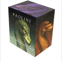 (INHERITANCE CYCLE 4 BOOK BOXED SET) BY PAOLINI, CHRISTOPHER[ AUTHOR ]Hardback 11-2011