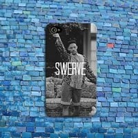SWERVE Swag Funny Phone Case Quote Rubber Cover iPhone 4 4s 5 5s 5c 6 Plus Hot