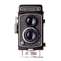 yashica vintage camera photograph / photographer by shannonpix