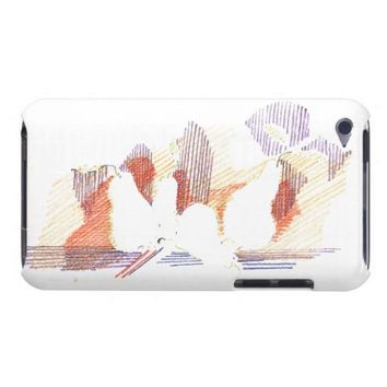 Shadows - iPod Touch Case from Zazzle.com