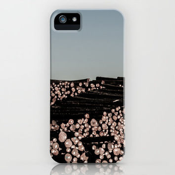 Stacked iPhone & iPod Case by Upperleft Studios