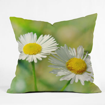 Lisa Argyropoulos Two Of A Kind Throw Pillow